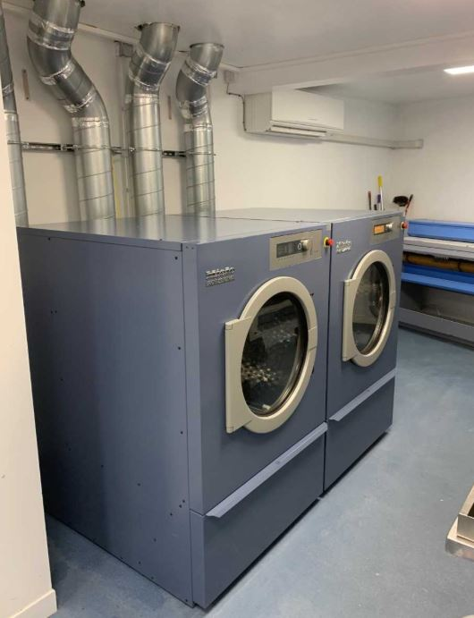 Commercial Miele Pro Dryers