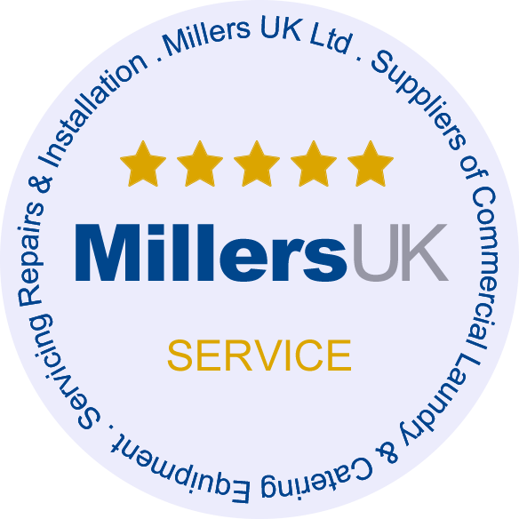 Millers UK 5 Star Service Logo