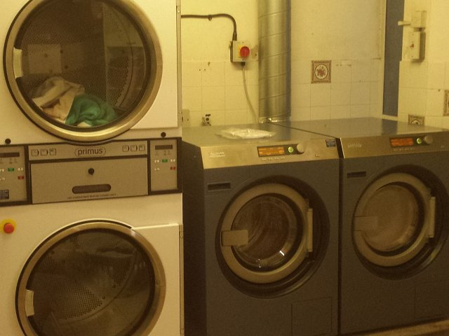 Amberbanks - Miele & Primus Laundry Installation.