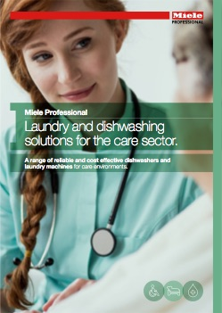 Laundry & Dishwashing Solutions for the Care Sector