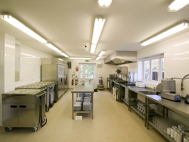 Observe the 4C's with a Professionally Installed Commercial Kitchen.