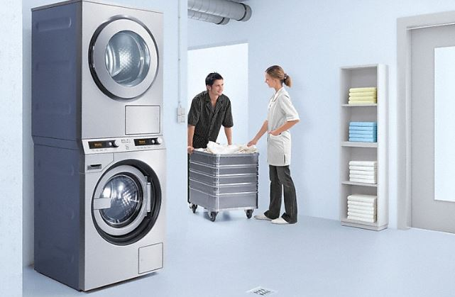 Benefits Of On-Site Commercial Laundry Equipment