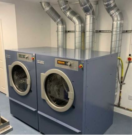 Commercial Laundry Equipment Installation North West UK