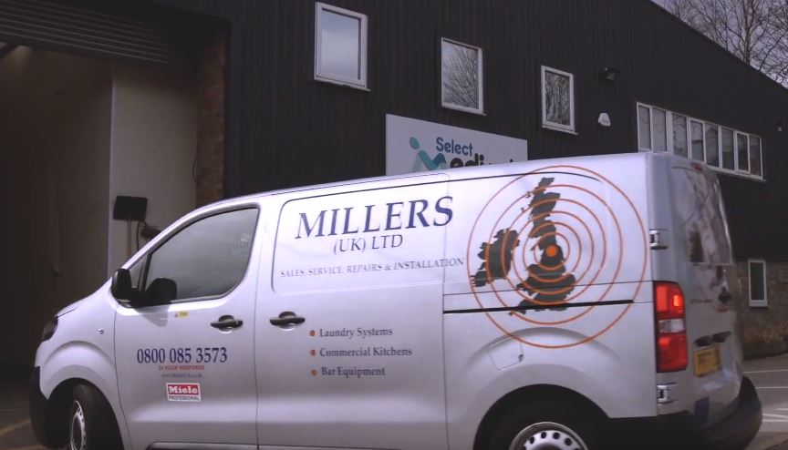 Commercial Tumble Dryer Installation Company
