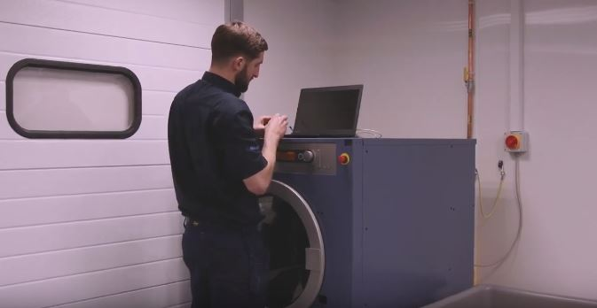 Commercial Tumble Dryer Installation