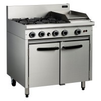 Blue seal CR9C Oven