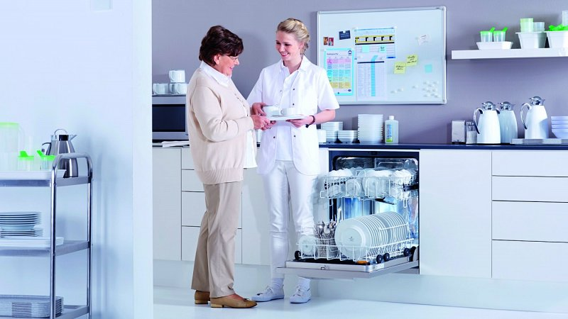 Commercial Dishwasher Miele