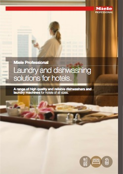 Laundry & Dishwashing Solutions for Hotels