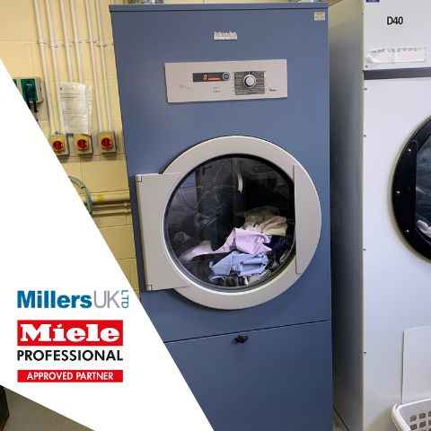 Miele Professional Laundry Equipment