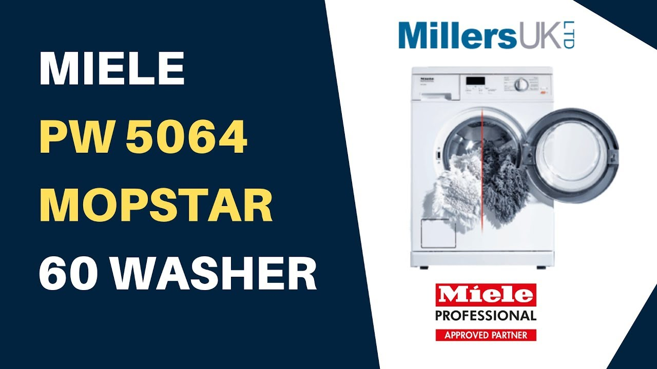 Miele PW 5064 Mopstar 60 Washer