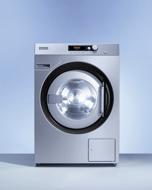 New Miele Washer for RSPCA York.