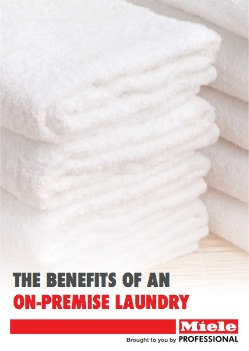 The Benefits Of An On-Premise Laundry