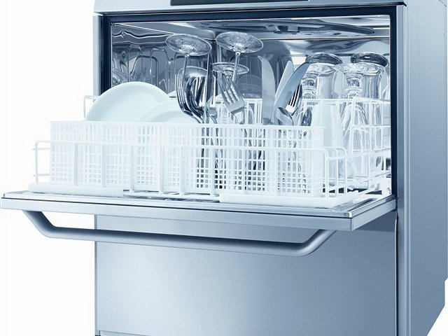 New Miele Tank Dishwasher.
