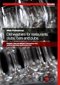 Dishwashers for Restaurants, Clubs, Bars & Pubs