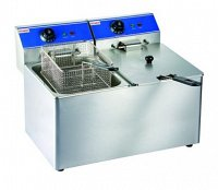 Red One RO-DF8L Double Fryer