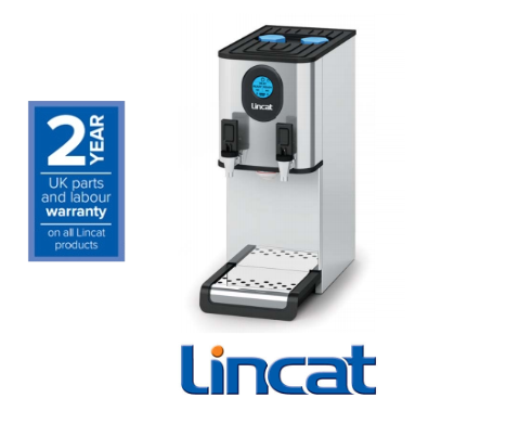 Warranty Lincat EB3FXTT Water Boilers FilterFlow Automatic Water Boiler Twin Temperature