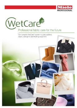 WetCare Professional Fabric Care For The Future