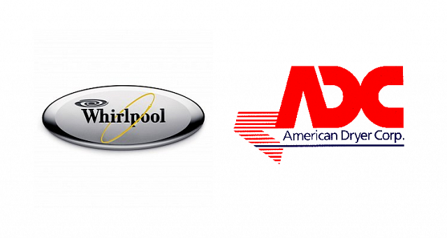 Whirlpool to purchase American Dryer Corporation.